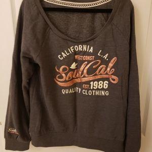 Soulcal & co sweat shirt
